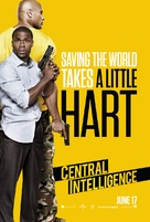 Central Intelligence - Movie Poster (xs thumbnail)
