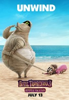 Hotel Transylvania 3: Summer Vacation - Movie Poster (xs thumbnail)
