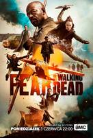 """Fear the Walking Dead"" - Polish Movie Poster (xs thumbnail)"