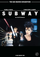 Subway - Swedish DVD movie cover (xs thumbnail)