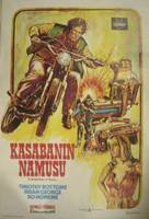 A Small Town in Texas - Turkish Movie Poster (xs thumbnail)