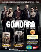 """Gomorra"" - Italian Video release movie poster (xs thumbnail)"