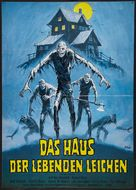 Don't Go in the House - German Movie Poster (xs thumbnail)