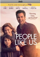 People Like Us - DVD cover (xs thumbnail)