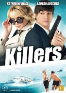 Killers - Danish DVD cover (xs thumbnail)