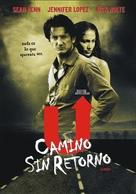 U Turn - Argentinian Movie Poster (xs thumbnail)