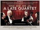 A Late Quartet - British Movie Poster (xs thumbnail)