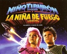 The Adventures of Sharkboy and Lavagirl 3-D - Argentinian Movie Poster (xs thumbnail)