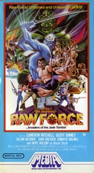 Raw Force - VHS cover (xs thumbnail)
