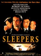 Sleepers - French Movie Poster (xs thumbnail)