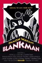 Blankman - Movie Poster (xs thumbnail)