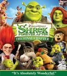 Shrek Forever After - Blu-Ray movie cover (xs thumbnail)