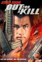 Out For A Kill - DVD cover (xs thumbnail)