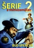 Chissà perché... capitano tutte a me - Czech DVD cover (xs thumbnail)