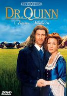 """Dr. Quinn, Medicine Woman"" - French DVD cover (xs thumbnail)"