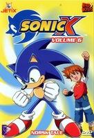 """Sonic X"" - Norwegian Movie Cover (xs thumbnail)"