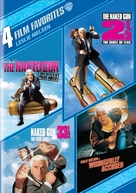 The Naked Gun - DVD movie cover (xs thumbnail)