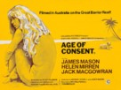 Age of Consent - British Movie Poster (xs thumbnail)