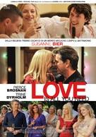 Den skaldede frisør - Italian Movie Poster (xs thumbnail)