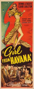 Girl from Havana - Movie Poster (xs thumbnail)