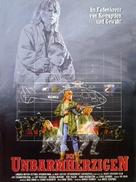 Nowhere to Hide - German Movie Poster (xs thumbnail)