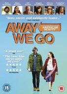 Away We Go - British Movie Cover (xs thumbnail)