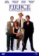 Fierce Creatures - DVD movie cover (xs thumbnail)