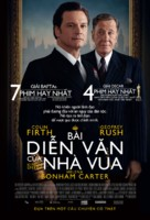 The King's Speech - Vietnamese Movie Poster (xs thumbnail)