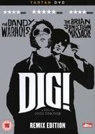 Dig! - British DVD cover (xs thumbnail)