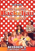 """Familie Backeljau"" - Belgian Movie Cover (xs thumbnail)"