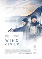Wind River - Australian Movie Poster (xs thumbnail)
