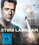 Die Hard - German Blu-Ray movie cover (xs thumbnail)