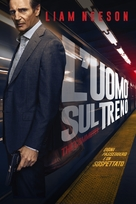 The Commuter - Italian Movie Cover (xs thumbnail)