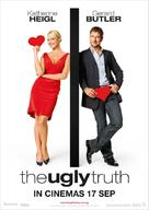 The Ugly Truth - Singaporean Movie Poster (xs thumbnail)