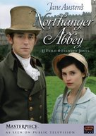 Northanger Abbey - Movie Cover (xs thumbnail)