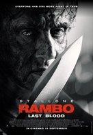 Rambo: Last Blood - Malaysian Movie Poster (xs thumbnail)