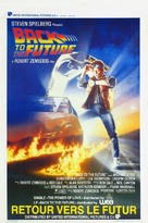 Back to the Future - Belgian Movie Poster (xs thumbnail)