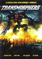Transmorphers - Mexican DVD cover (xs thumbnail)