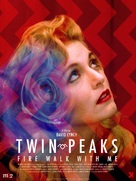 """Twin Peaks"" - Movie Poster (xs thumbnail)"