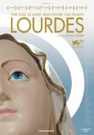Lourdes - Italian Movie Poster (xs thumbnail)