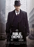 Public Enemies - French Movie Poster (xs thumbnail)