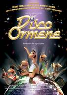 Disco ormene - Norwegian Movie Poster (xs thumbnail)