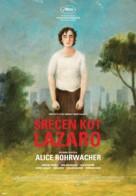 Lazzaro felice - Slovenian Movie Poster (xs thumbnail)