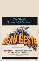 Beau Geste - Movie Poster (xs thumbnail)