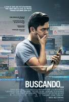 Searching - Brazilian Movie Poster (xs thumbnail)