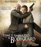 The Hitman's Bodyguard - Italian Movie Cover (xs thumbnail)
