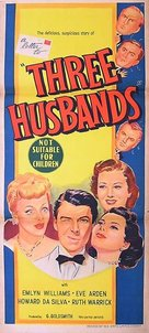 Three Husbands - Australian Movie Poster (xs thumbnail)