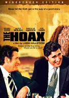 The Hoax - DVD cover (xs thumbnail)