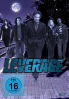 """Leverage"" - German DVD movie cover (xs thumbnail)"