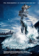The Day After Tomorrow - Norwegian Movie Poster (xs thumbnail)